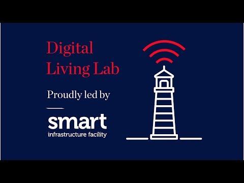 SMART Digital  Living Lab - Internet of Things