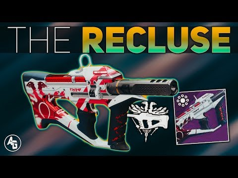 Destiny 2 | The Recluse Crucible Pinnacle Weapon (Season of the Drifter) thumbnail