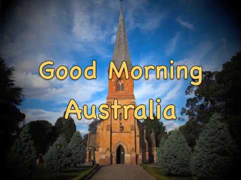 Good Morning Australia ! (Morning music of Radio ABC News)