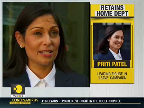 WION Dispatch: Indian Origin MP'S Take Top 3 Ministries | UK News | WION News