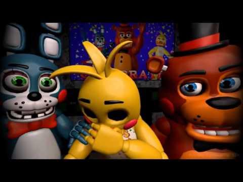 Теории 5 Ночей у Фредди - YouTube
