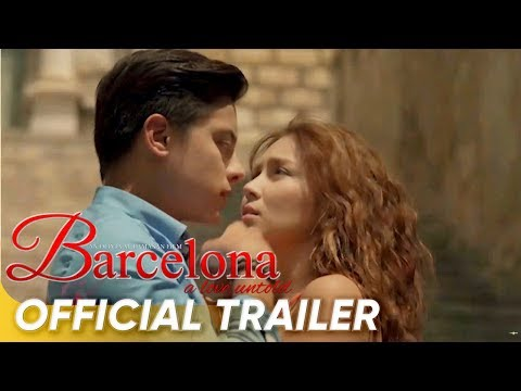 Official Trailer | 'Barcelona: A Love Untold' | Kathryn Bern