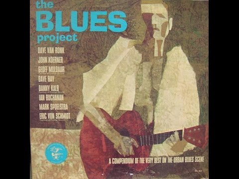 VARIOUS  -  The Blues Project (Full album)(Vinyl)