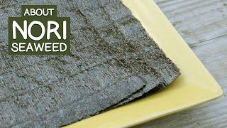 Nori Seaweed, An Ocean Fortified Dietary Supplement
