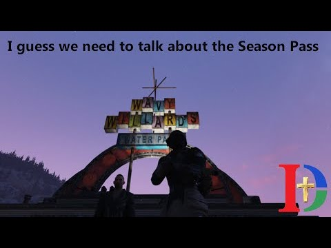 Let's Talk About The Fallout 76 Season Pass