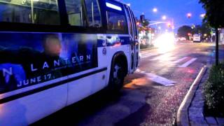 West Farms NovaBus RTS #8775 signed up as: S79 (Hylan Blvd) in Westchester Square