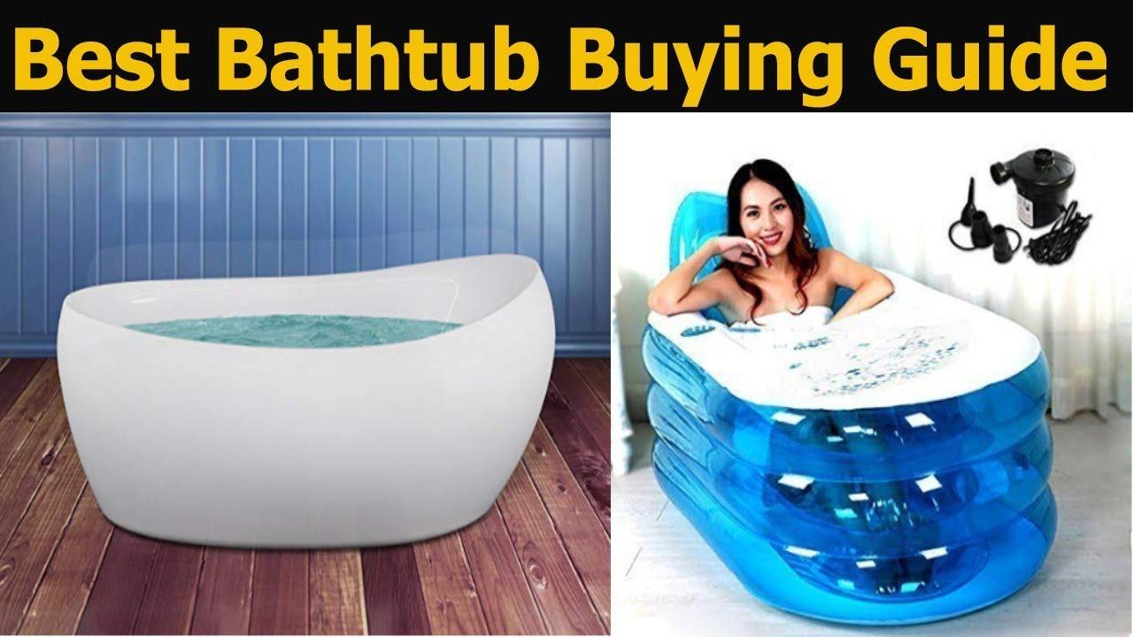 Top 5 Best Bathtub In 2018|best Luxury Bathtubs|Bathtub Review|Best ...