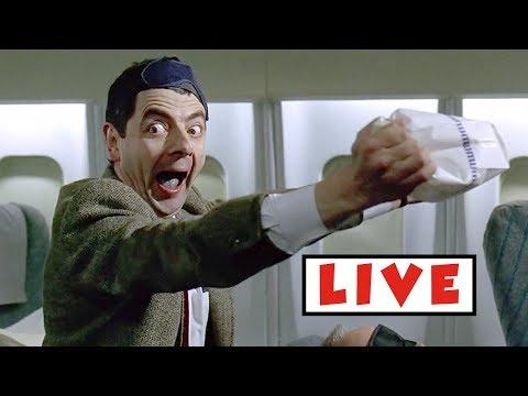 Best Of Bean | Live Stream | Mr Bean Official