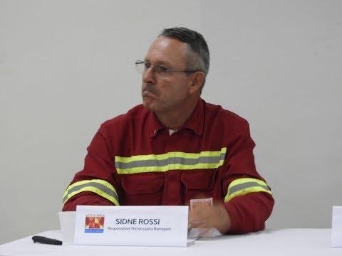 Responsável Técnico pela barragem de Marzagão da detalhes sobre a segurança da barragem em Saramenha