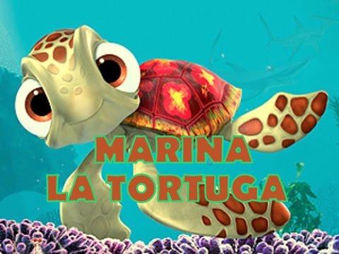 Canción para una tortuga de mar- MARINA LA TORTUGA - Daniel Deniesse