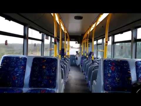 Stagecoach Bassetlaw 27594, FJ08 VRC