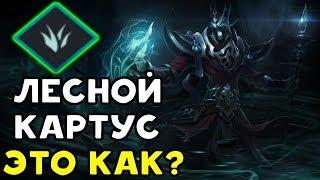 ЛЕСНОЙ КАРТУС - ЭТО РЕАЛЬНО! | Лига Легенд
