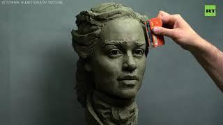 Российский скульптор создаёт из глины бюсты персонажей «Игры престолов»