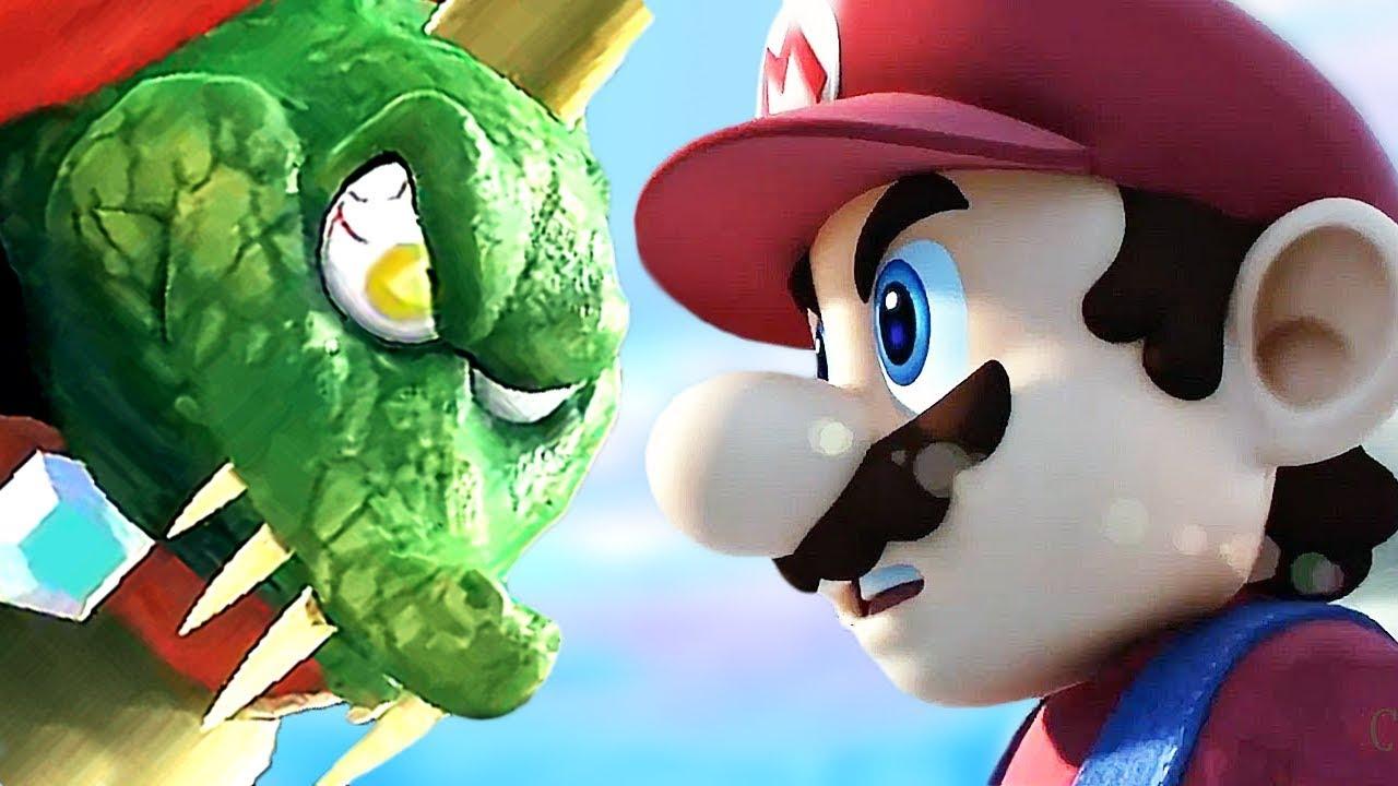Super Smash Bros Ultimate All Cutscenes Movie / All Character Trailers 【SSBU HD】 Wii U Switch 3DS