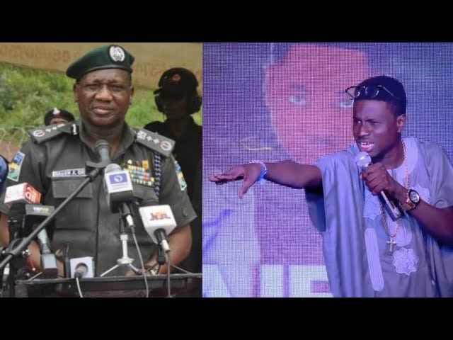 Kenny Blaq Crake Jokes On IGP Transmission Speech And President Buhari
