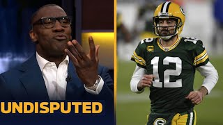 UNDISPUTED   Shannon reacts Ex-NFL GM calls Aaron Rodgers \