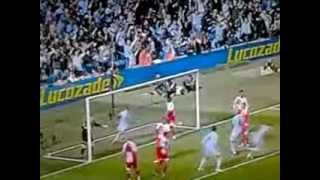 Man City 3-2 QPR! Sky Sports! Martin Tyler Commen