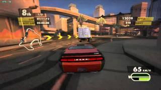 Need For Speed Nitro on Dolphin Emulator (720 HD)