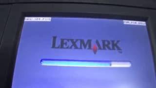 lexmark mx410de  problema fusor