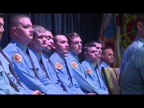 Recruit Class 63 Graduation Ceremony