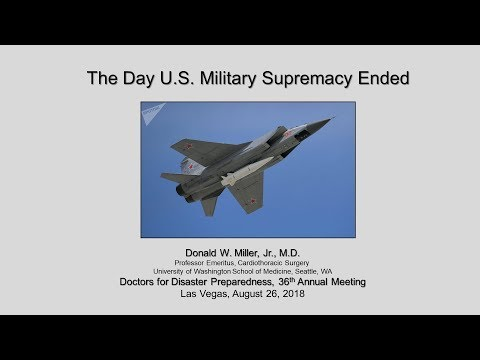 The Day U.S. Military Supremacy Ended