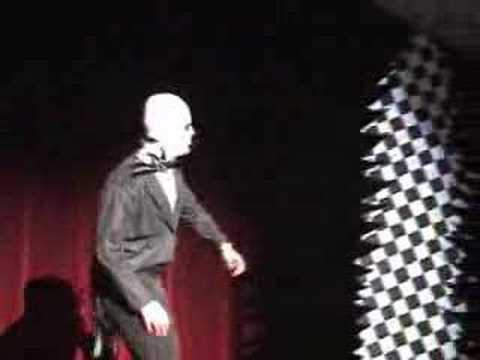 Jack Skellington What's This? Nightmare Before Christmas xmas live play musical song performance