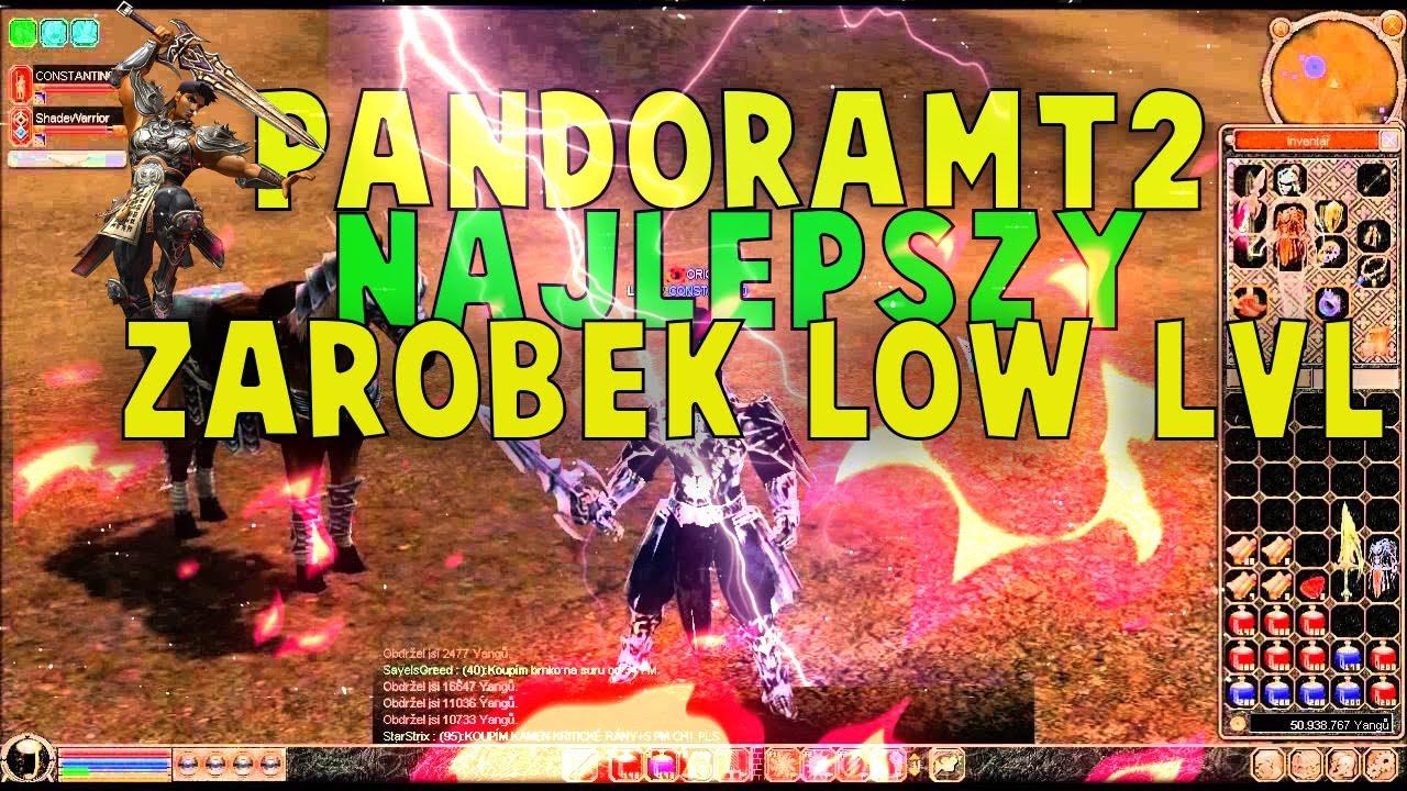 2 PandoraMt2 Najlepszy Zarobek Na Serwerze? Konkurs - YouTube