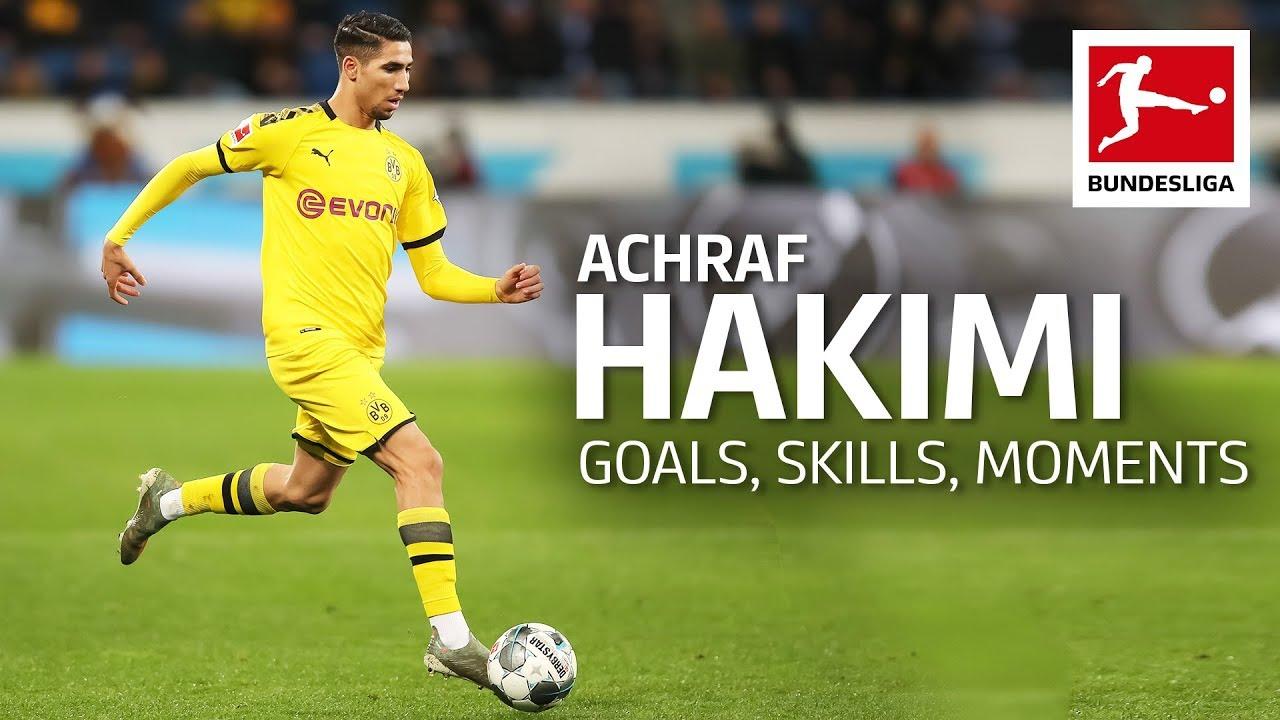 Download Best of Achraf Hakimi - Best Goals, Assists & Super Speed