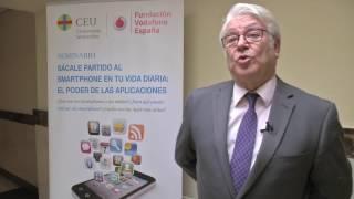 Testimonios mayores CEU UNIVERSITAS SENIORIVUS | Formación para mayores| Fundación Vodafone España