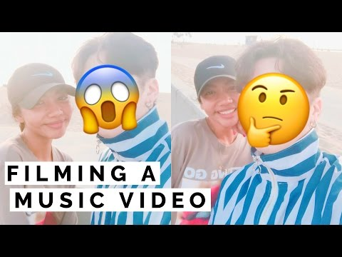 FILMING A KOREAN R&B M/V + MORE TV EPISODES!!! | VLOG 7