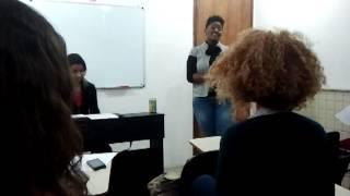 aulas de canto com profa Vanessa Jackson na ABBM