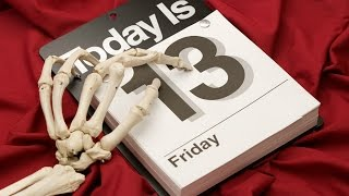 13 STRANGE SUPERSTITIONS (Since Today is Friday the 13th)