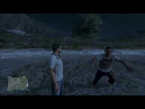(GTA Online) Nico en Mode Zombie LOL!!!