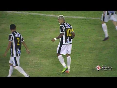 Melhores Momentos - Treze 2 x 1 Campinense - Campeonato Paraibano (20/04/17)