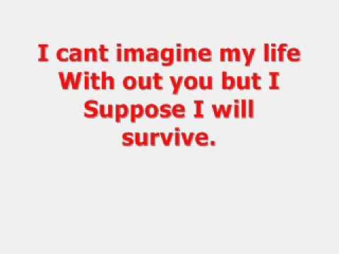 Gabrielle - Survive with lyrics