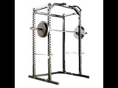 Powertech Squat rack review ( Home Gym review)? Best Squat Rack how home gym??