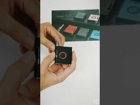 Vapmod New Products V Mod 900mAh Preheat Battery Magnet Connector CBD  Cartridge Vape Mods