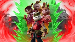 FLOW : 100% - Bao Bros Skin Leak Fortnite