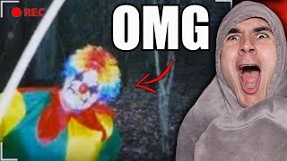 CREEPIEST Things Spotted On CAMERA! (INSANE)