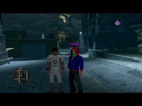 Паркур в Saints Row The third