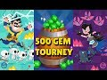 🌟500 GEM TOURNAMENT🌟Live With Viewers in Clash Royale