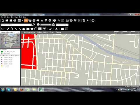 assigning value to properties using MS Mappoint - Duration: 14:16. free Download :popular-software.com