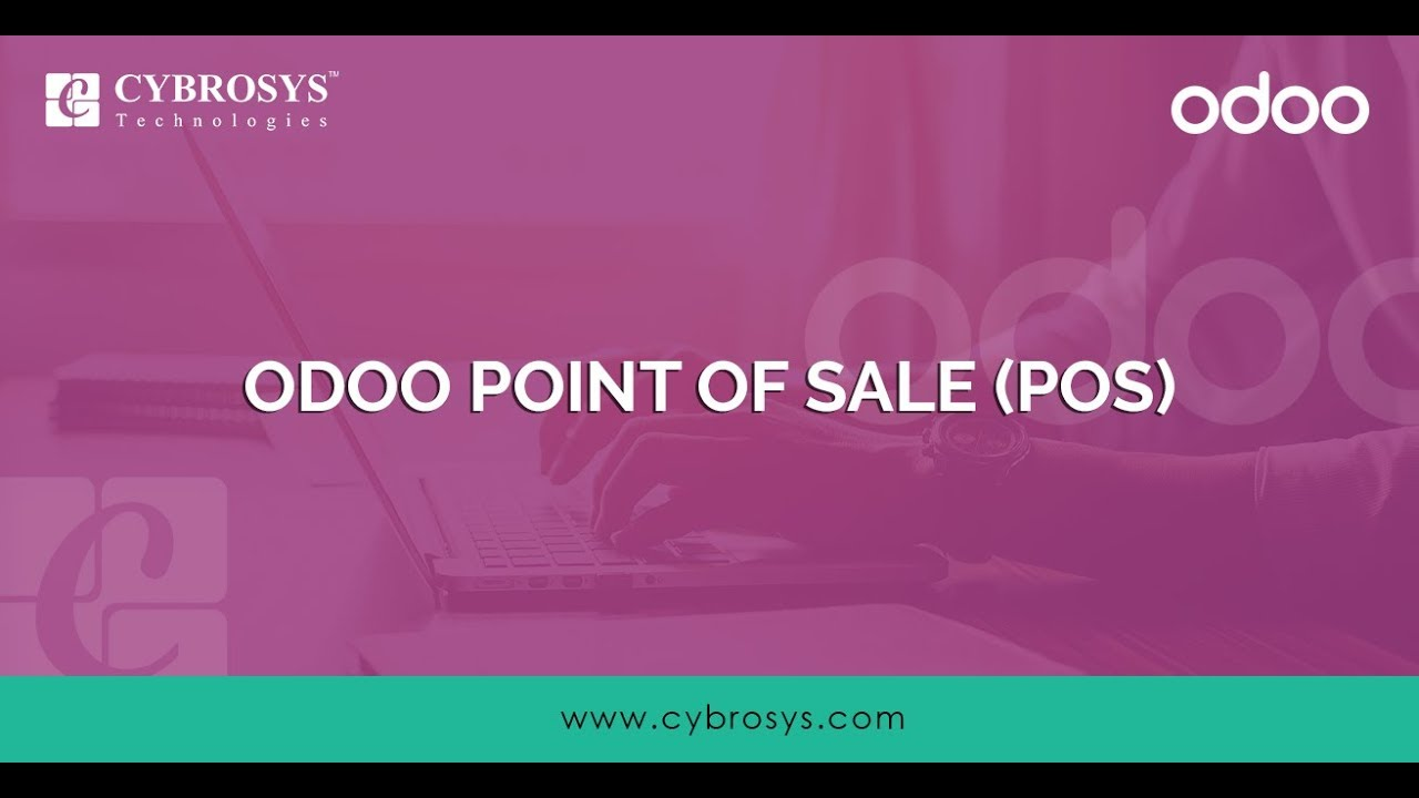 Odoo Point of Sale (POS)