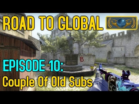 LONG TIME FANS! - CS:GO Road to Global Episode 10