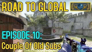 Gambar cover LONG TIME FANS! - CS:GO Road to Global Episode 10