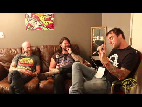 Taking Back Sunday Interview with Adam