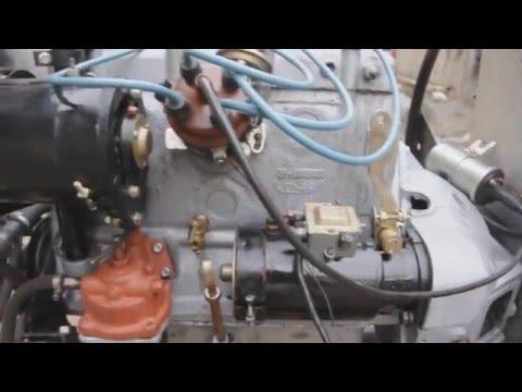 Двигатель ГАЗ 69, ПОБЕДА, ГАЗ 21, модель двигателя М 21 с 88-м диаметром поршня | СТО МОТОР