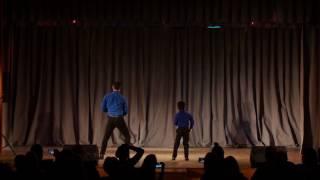 Шоу Дима и Даниэль Salsa NY - Dance Studio 25.5
