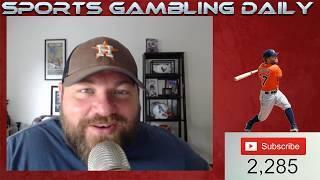 MLB Picks Today May 22th Expert Sports Betting Predictions 5-22-19