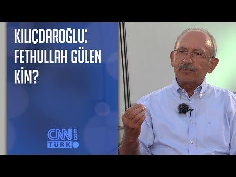 Kılıçdaroğlu: Fethullah Gülen kim?